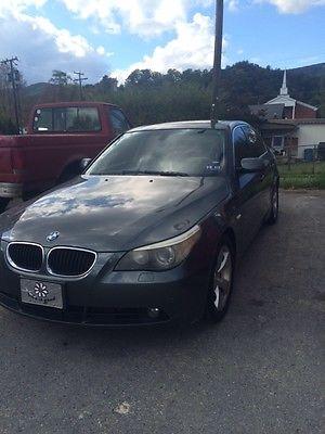 BMW : 5-Series Sedan 2004 bmw 530 i
