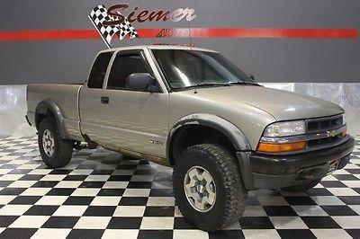 Chevrolet : S-10 LS w/ZR2 1999 chevrolet ls w zr 2