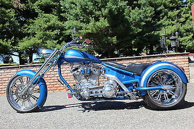 Custom Built Motorcycles : Other CUSTOM SHOW TRIKE  ULTIMA 113 DRIVE LINE RIGHT SIDE DRIVE  HARLEY DAVIDSON