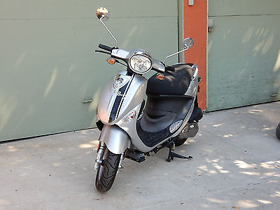 Other Makes : Buddy 2014 genuine buddy 170 i scooter