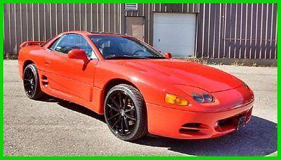 Mitsubishi : 3000GT VR-4 1995 vr 4 used turbo 3 l v 6 24 v manual 4 wd coupe
