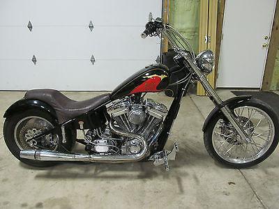 Custom Built Motorcycles : Chopper 113 or 121 tp engineering chopper bobber harley motorcycle upper peninsula mi