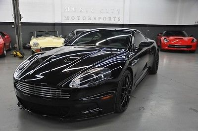 Aston Martin : DBS Base Coupe 2-Door DBS WITH ONLY 9067 MILES, 6 SPEED V12, EXCELLENT CONDITION