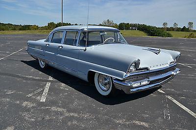 Lincoln : Other Capri 1956 lincoln capri base 6.0 l all original numbers matching sedan original miles