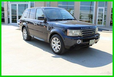 Land Rover : Range Rover Sport HSE 2008 hse used 4.4 l v 8 32 v automatic 4 x 4 suv premium