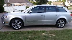 Audi : A4 Avant Wagon 4-Door 2005 audi a 4 avant 2.0 t quattro at 6 8995 louisville