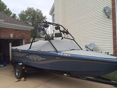 2003 Nautique Wakeboard Boat Super Air 210 Team Edition