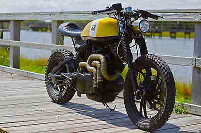 Custom Built Motorcycles : Other 1982 yamaha xv 750 custom vintage cafè racer by magnum opus