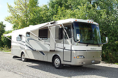 2002 Holiday Rambler Endeavor 36' PST 330HP 3 slides Diesel class A motorhome