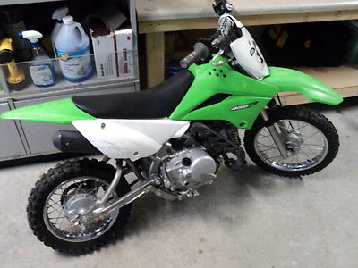 Kawasaki Klx 110 Pit Bike Motorcycles for sale