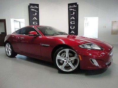 Jaguar : XK Coupe 2012 jaguar xk coupe