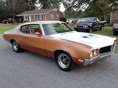 Buick : Skylark Custom Coupe 2-Door 1972 buick skylark custom coupe 2 door 5.7 l
