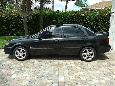 Mazda : Protege ES Sedan 4-Door 2001 mazda protege es 2.0