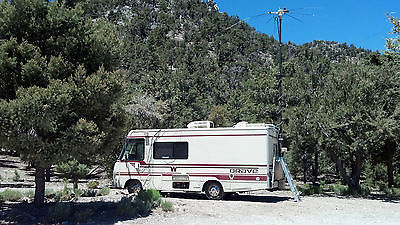 1992 WINNEBAGO BRAVE 23RC CUSTOMIZED FOR HAM RADIO OPERATOR