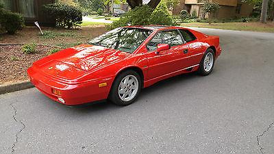 Lotus : Esprit Turbo Coupe 2-Door 1989 lotus esprit turbo