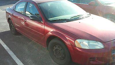 Dodge : Stratus SE Sedan 4-Door 2002 dodge stratus se sedan 4 door 2.4 l