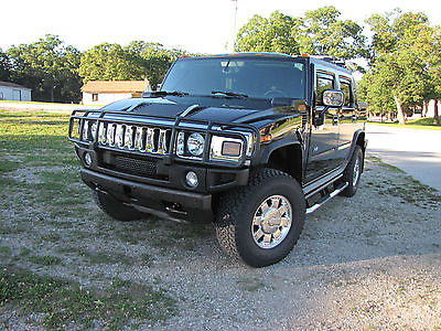 Hummer : H2 SUT 2005 hummer h 2 sut adventure and luxury packages fully loaded 57 k miles