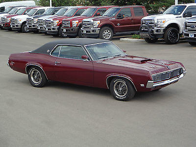 Mercury : Cougar XR-7 1969 mercury cougar xr 7 428 cu in super cobra jet 4 spd manual trans