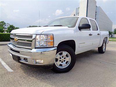 Chevrolet : Silverado 1500 4WD Crew Cab 143.5