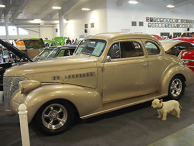 Chevrolet : Other Master Deluxe 1939 chevy master deluxe buiness coupe