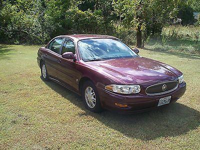 Buick : LeSabre CUSTOM 2004 buick lesabre 4 door custom 3.8 l