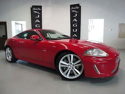 Jaguar : XK XKR 2011 jaguar xkr coupe
