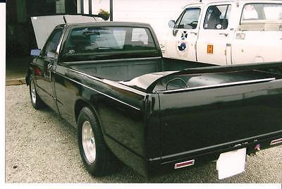 Chevrolet : S-10 GMC S15 semi-prostreet truck
