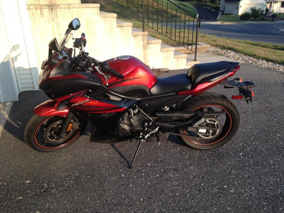 Yamaha motorcycles for sale in middletown pennsylvania for Yamaha dealers in pa