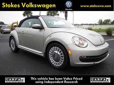 Volkswagen : Beetle-New SE 2016 volkswagen beetle