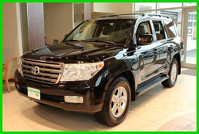 Toyota : Land Cruiser 4DR 4WD V8 AT 2008 4 dr 4 wd v 8 at used 5.7 l v 8 32 v automatic 4 wd suv