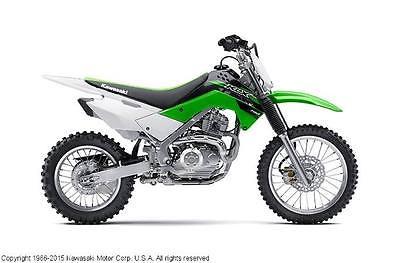 Kawasaki : KLX New 2015 Kawasaki KLX140  dirt bike off road motorcycle
