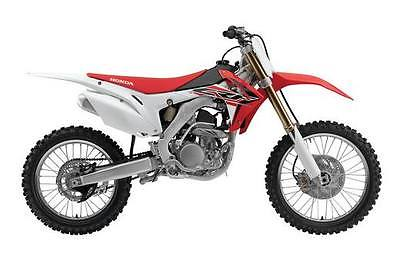 Honda : CR New 2015 Honda CRF250R competition dirt bike off road motorcycle