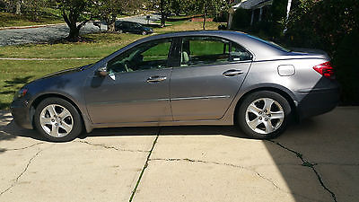 Acura : RL 3.5 2007 acura rl w technology package navigation sh awd awd