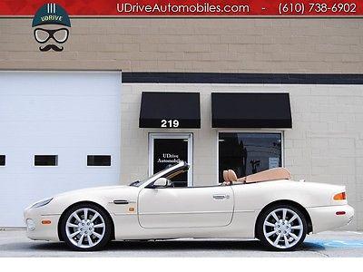 Aston Martin : DB7 Vantage Volante DB7 Vantage Volante 16k Miles Auto Just Serviced Clean Carfax WE FINANCE!