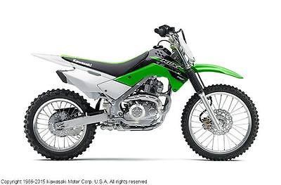 Kawasaki : KLX New 2015 Kawasaki KLX140L  dirt bike off road motorcycle