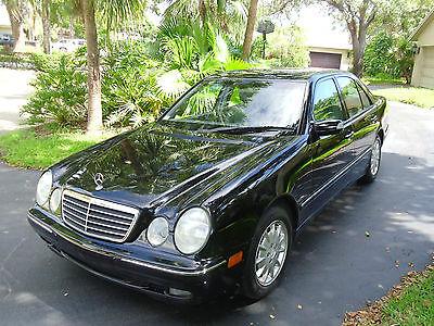 Mercedes-Benz : E-Class E320 2000 mercedes benz e 320 beautiful condition low miles 1 owner florida car