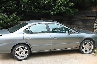 Acura : TL Base Sedan 4-Door 1999 acura tl silver