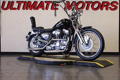 Harley-Davidson : Other XLH883H 1993 harley davidson springer sportster one of a kind runs great