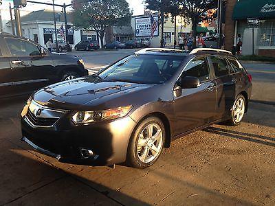 Acura : TSX Sport TSX TSX Sport Wagon Tech Pkg