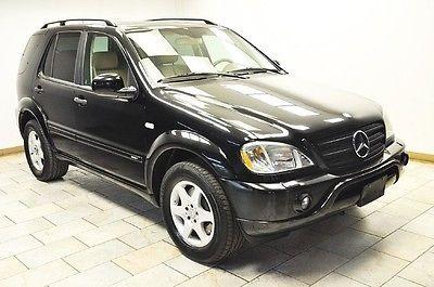 Mercedes-Benz : M-Class ML430 2001 mercedes benz ml 430