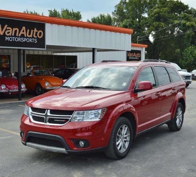 2013 Dodge Journey Red Cars For Sale