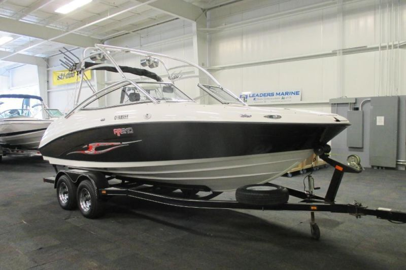 2007 Yamaha AR210 With 220 Horsepower and Only 219 Engine Hours!