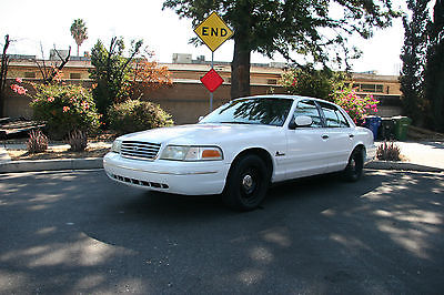 Ford : Crown Victoria 1998 ford crown victoria natural gas cng not p 71