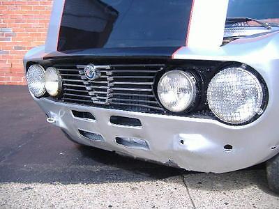 Alfa Romeo : GTV spartan 1972 alfa romeo gtv 2000 autocrosser restoration