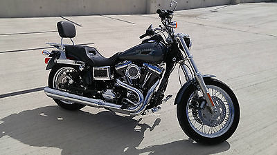 Harley-Davidson : Dyna 2015 harley dyna lowrider low rider lot of upgrades pipe sissy bar and more