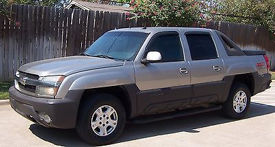Chevrolet Avalanche Z71 Cars For Sale