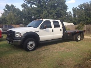 Ford : Other Pickups XL Cab & Chassis 4-Door 2007 ford f 550 super duty xl cab chassis 4 door 6.0 l