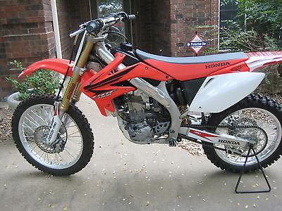2007 honda crf450r motorcycles for sale for Honda paris tx
