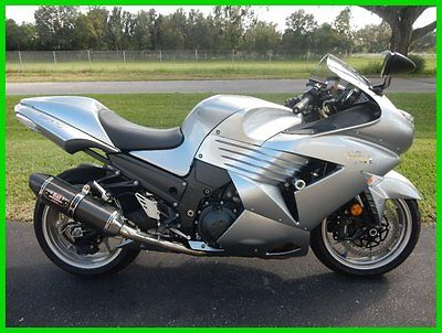 Kawasaki : Ninja 2008 kawasaki zx 14 clean upgraded exhaust fast sweet