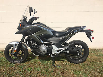 Honda : Other 2013 honda nc 700 x motorcycle non dct excellent condition free shipping